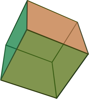 Cube / hexahedron