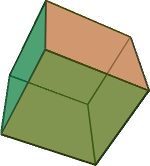 Cube / hexahedron