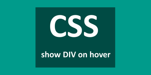 css show link on div hover in list html code