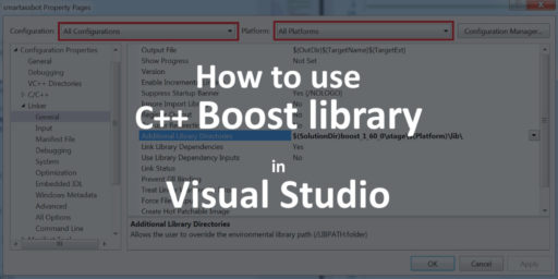how use boost visual studio guide tutorial