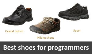 shoes for developers