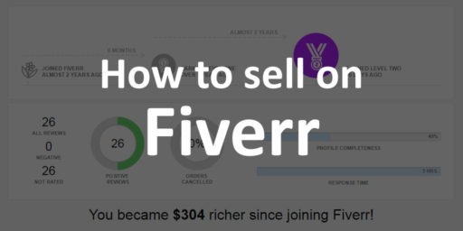 how-to-sell-on-fiverr-well