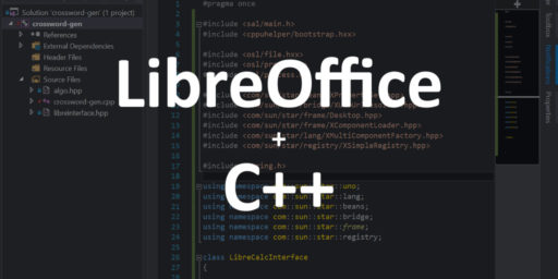 libreoffice-cpp-integration-sdk-library-howto