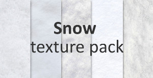 sftextures snow texture pack