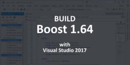 Building Boost 1 58 for 32-bit and 64-bit architectures with