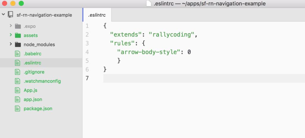 Setup ESLint for React Native in Atom Editor | Studio Freya