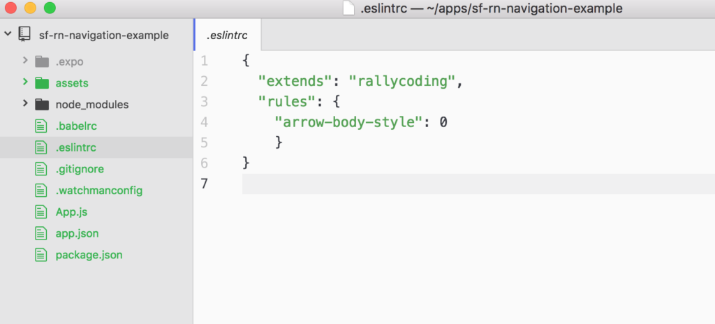 Setup ESLint for React Native in Atom Editor | Studio Freya