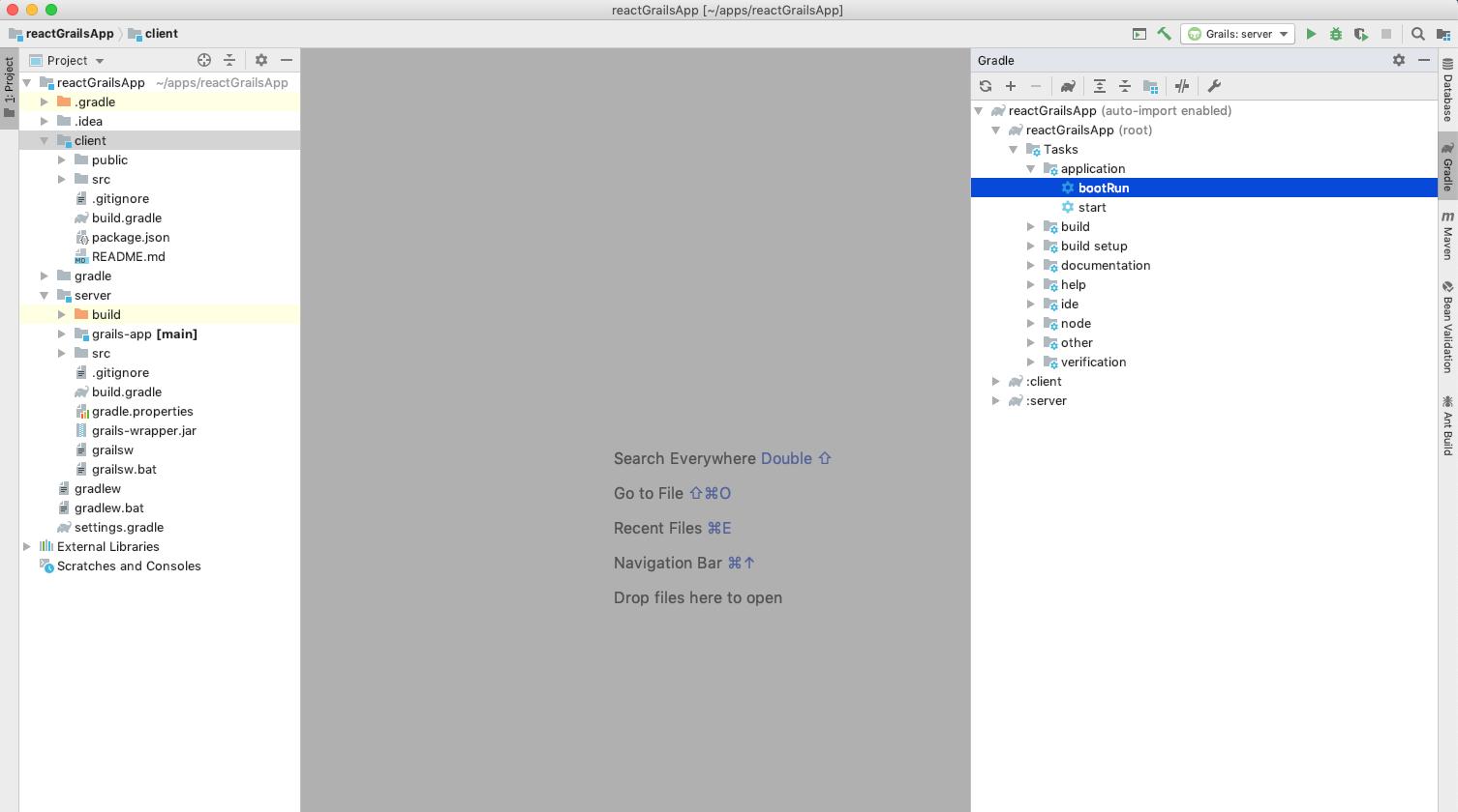 Creating React Web App with Grails backend | Studio Freya